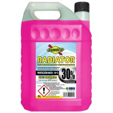RADIATOR COOLANT 30% ORG...