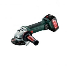 METABO W18LTX 125 QUICK...